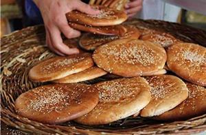 نان �طیر اردبیل؛ نرم، خوشرنگ و خوشمزه