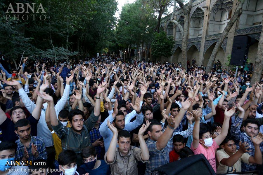 جشن بزرگ میلاد حضرت معصومه (س) در اصفهان