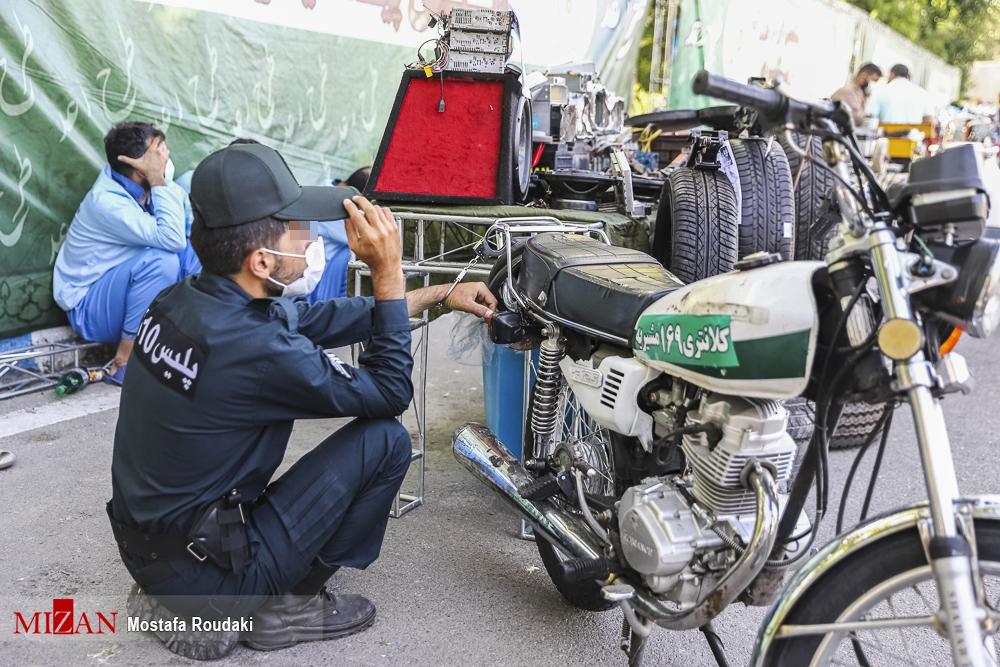 عکسهای برگزیده؛ دستگیری پلیس قلابی که از مردم اخاذی میکرد!