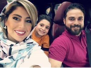 بابک جهانبخش و همسرش واکسن ایرانی زدن