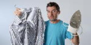 چطور لباس هایمان را بدون اتو، صاف و بی چروک نگه داریم؟