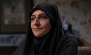 چهره ها/ واکنش همسر شهید پیرانی به خبر کاندیداتوری نرجس سلیمانی