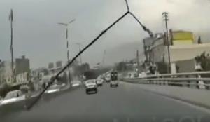 اتفاقی غیر منتظره در یکی از خیابان های تهران