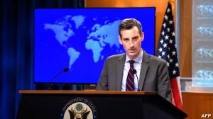 آمریکا: لغو تحریمها از چند مقام و شرکت ایرانی، ارتباطی با مذاکرات وین ندارد