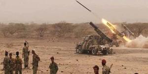 عملیات موشکی نیروهای یمنی در مأرب؛ چند مزدور کشته و زخمی شدند