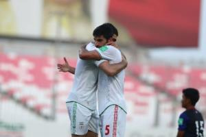 خلاصهبازی ایران 10 - کامبوج 0