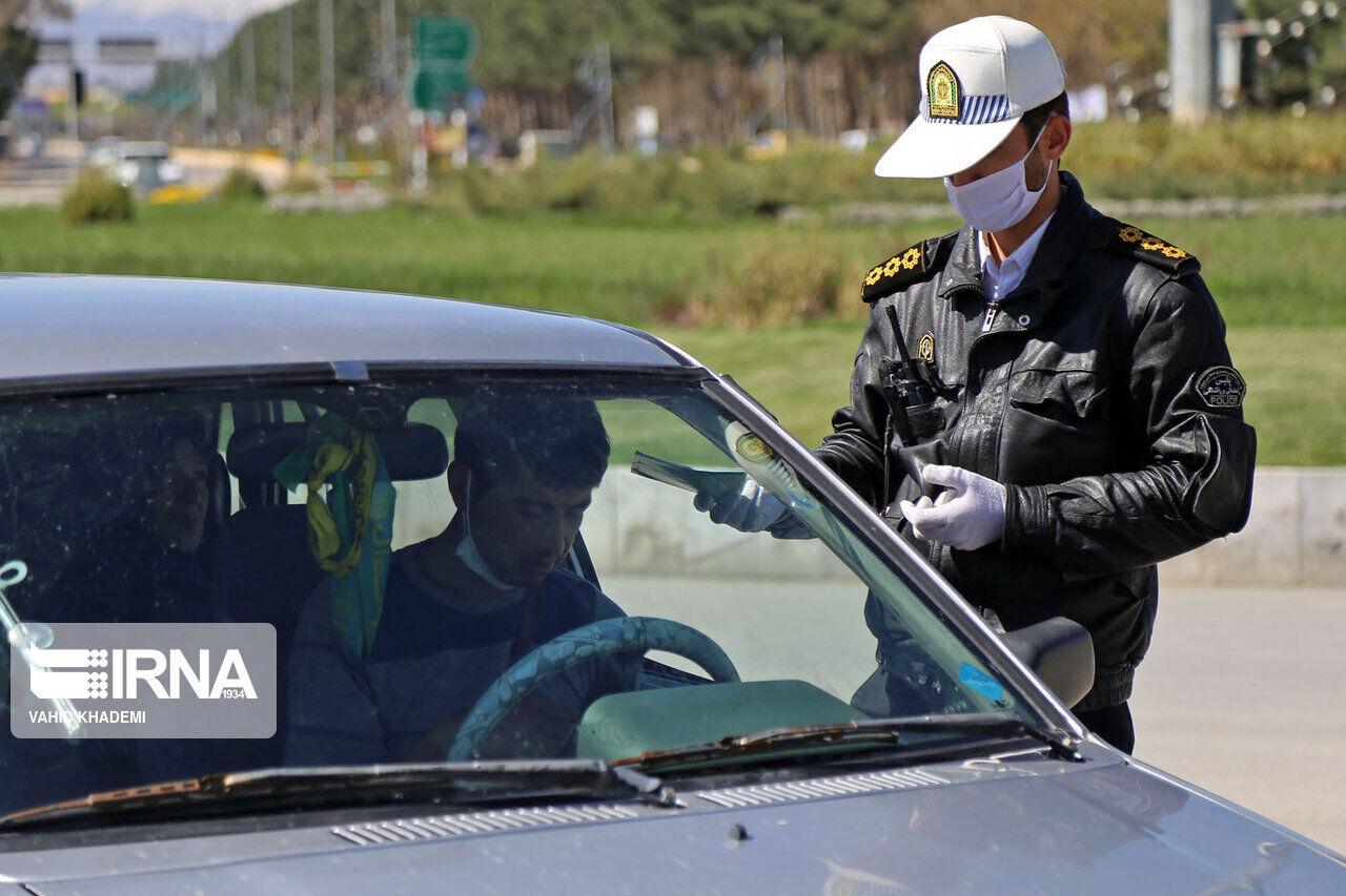 محدودیت تردد شبانه در استان مرکزی برداشته شد
