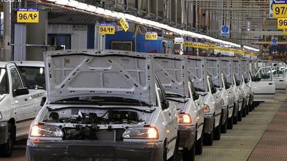 مشکل صنعت خودرو، اخذ سیاستهای نادرست است