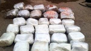 دستگیری قاچاقچی مواد مخدر در جنوب کشور