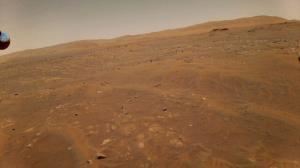 پرواز در مریخ چگونه است؟