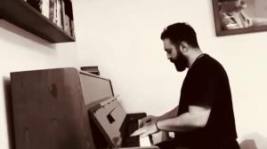 نوازندگی مهدی یراحی به یاد استاد بابک بیات