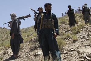 سقوط شهرستان «تولک» افغانستان به دست طالبان