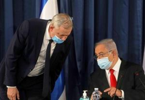 گانتس پیشنهاد نتانیاهو برای عدم همکاری با دولت جدید را رد کرد