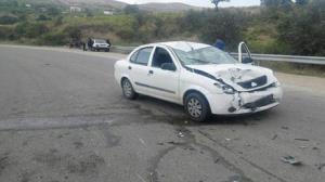 سانحه رانندگی خونین در جاده شوشتر-مسجدسلیمان