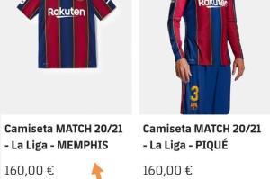 اشتباه فروشگاه اینترنتی بارسلونا!