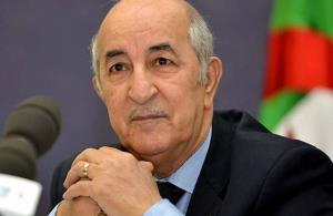 پیام رئیس جمهور الجزایر به تحریم کنندگان انتخابات