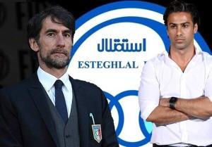 مربی ایتالیایی کارمند هوادار استقلال میشود!