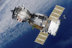 از پنجره فضاپیما بیرون چه شکلی است؟!