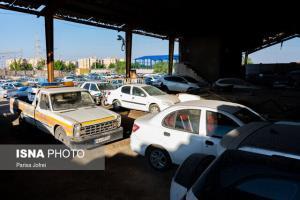 اجرای طرح ترخیص خودروهای رسوبی از پارکینگها در کهگیلویه و بویراحمد