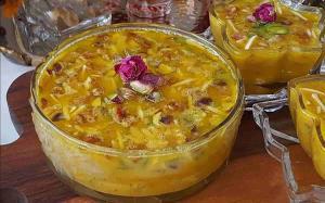 زیره جوش غذای بسیار سنتی و قدیمی ایرانی