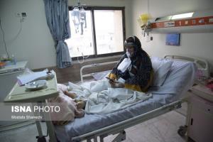بستری بودن ۳۲۰ بیمار کرونایی در مازندران