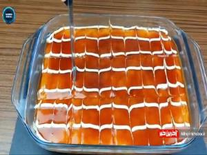 آموزش تهیه یک کیک خوشمزه ترکیه ای