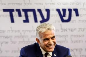 نتانیاهو به پایان خط رسید؛ لاپید دولت جدید اسرائیل را تقدیم کنست کرد