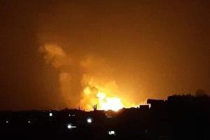 حمله توپخانه ای به یک بیمارستان در سوریه