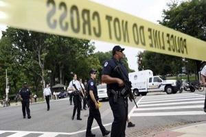 تیراندازی در تگزاس آمریکا با دست کم ۱۲ زخمی