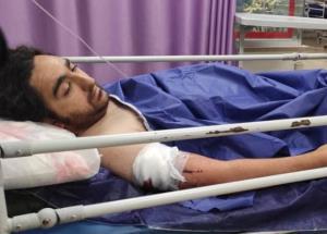 گفتوگو با خبرنگاری که 3 بار هدف حمله زورگیران خشن قرار گرفته است