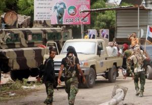 کشته شدن ۵ نفر از شبه نظامیان تحت حمایت امارات در جنوب یمن