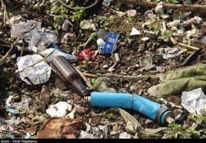 محل دفن زبالههای بیمارستانی کرمانشاه مورد تأیید محیطزیست نیست
