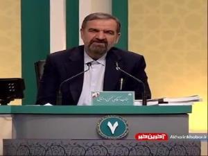 رضایی: مردم عزیز رای شما رویش است