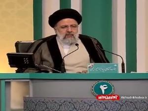 رئیسی: آقای روحانی باید پاسخگو باشد