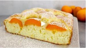 آموزش پخت کیک زردآلو لذیذ و خوش عطر