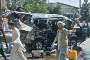 ۵ کشته در پی وقوع دو انفجار پیاپی در کابل