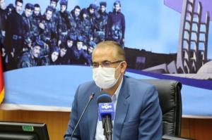 کاهش بستریهای کرونایی در استان زنجان