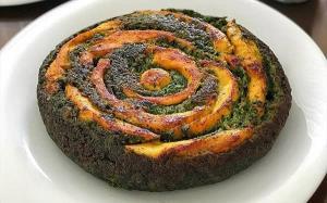 طرز تهیه کوکو سبزی با مرغ