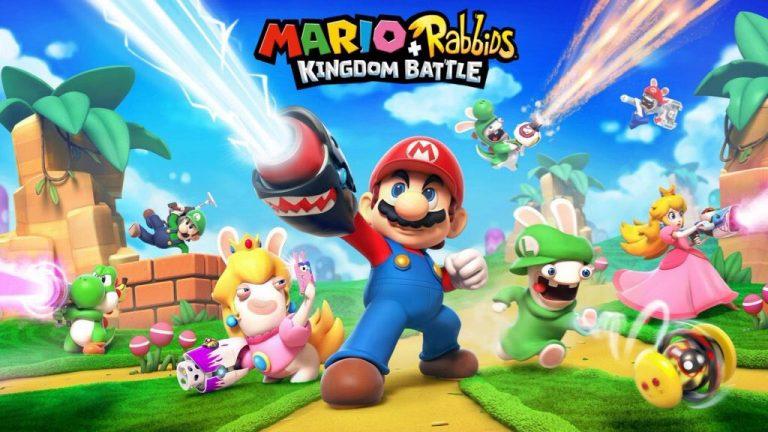 بازی Mario + Rabbids: Spark of Hope در رویداد Ubisoft Forward معرفی خواهد شد