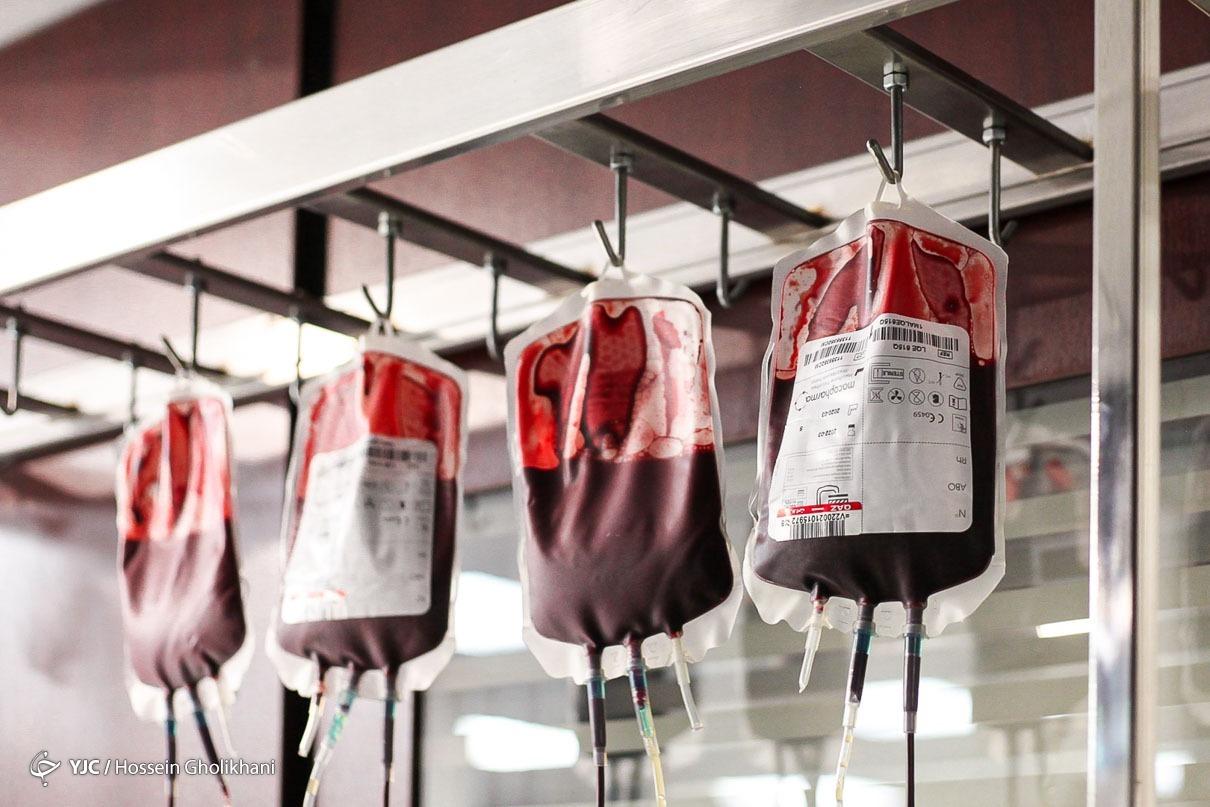 عکس/ به مناسبت روز جهانی اهدای خون