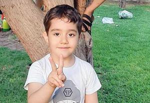 مرگ تلخ پسر ۶ ساله در بوستان رازی خیابان قزوین تهران