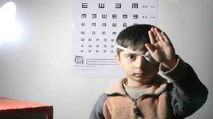 استقبال کم از طرح پیشگیری از تنبلی چشم در استان قزوین