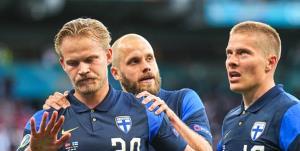 یورو 2020/ برد ارزشمند فنلاند مقابل دانمارک غمگین