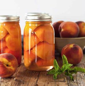 2 روش آسان برای تهیه «کمپوت خانگی» میوه های فصل