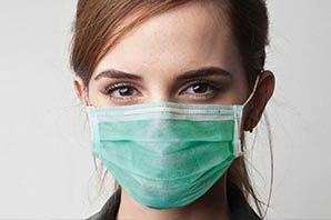 راهکارهایی برای اینکه  در هوای گرم راحتتر ماسک بزنیم