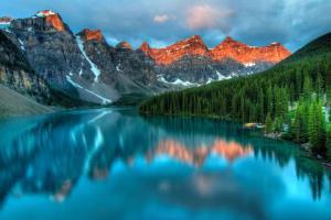 فیلمی از چند دریاچه شگفت انگیز