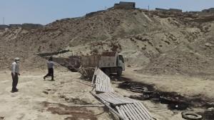 رفع تصرف ۱۰ هکتار زمین دولتی در قشم