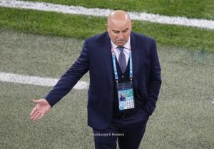 واکنش سرمربی روسیه بعد از شکست سنگین برابر بلژیک