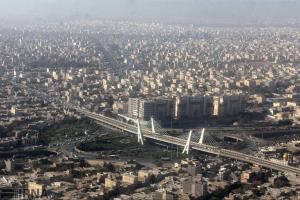 هوای ۳ منطقه کلانشهر مشهد آلوده است