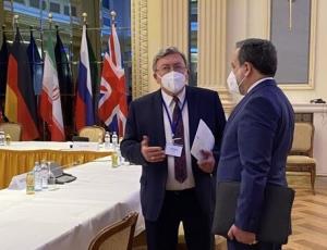 اتفاق نظر اولیانوف با عراقچی: نباید انتظار توافق در روزهای آتی را داشت